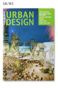 Urban Design magazine